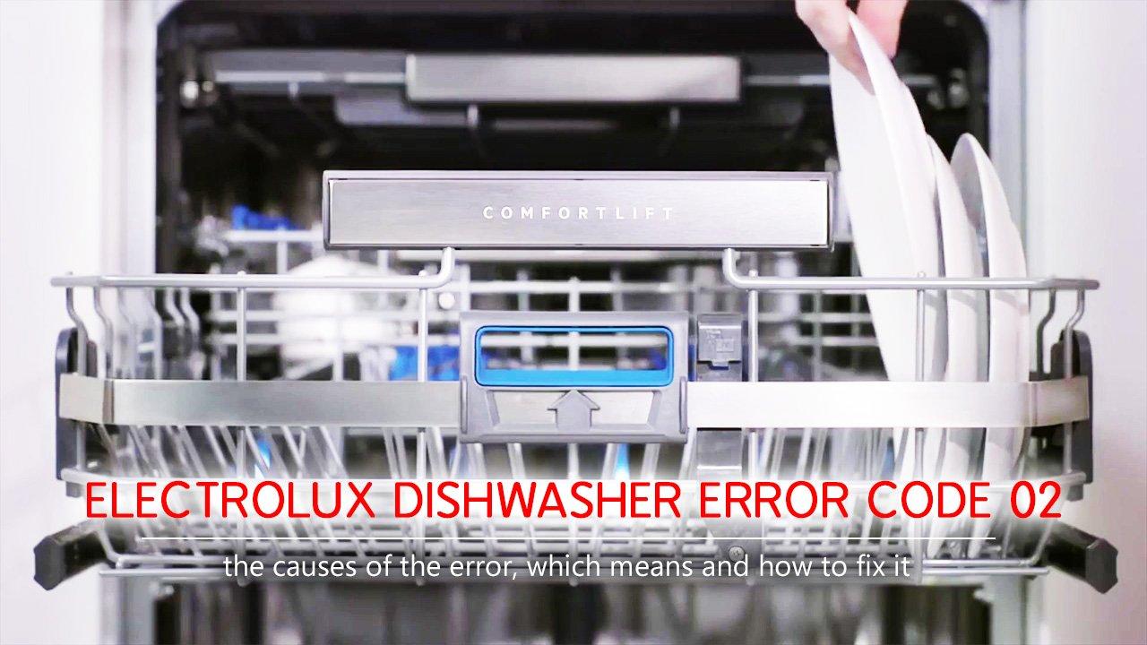 Electrolux Dishwasher Wiring Diagram Dishwasher Electrical Problems